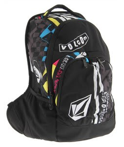 Volcom E2 Backpack White