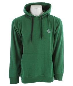Volcom Eds Pullover Hoodie Green