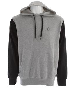 Volcom Eds Pullover Hoodie Heather Grey