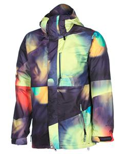 Volcom Ekin Snowboard Jacket Blur Light