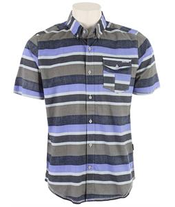 Volcom El Rancho Shirt Ultramarine Blue