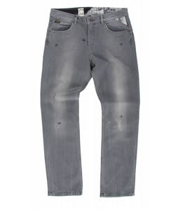 Volcom Enowen Jeans Ash Holes