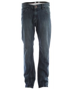 Volcom Enowen Jeans Faded Vin