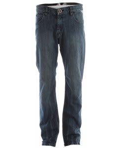 Volcom Enowen Jeans Faded Vin