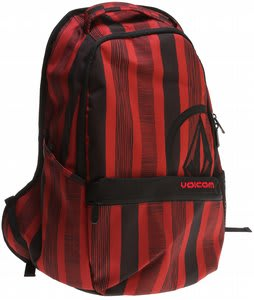Volcom Equator Backpack Red