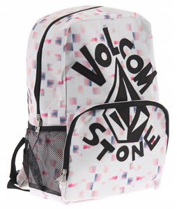 Volcom Equator Backpack White