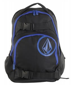 Volcom Equilibrium Backpack Black/Blue