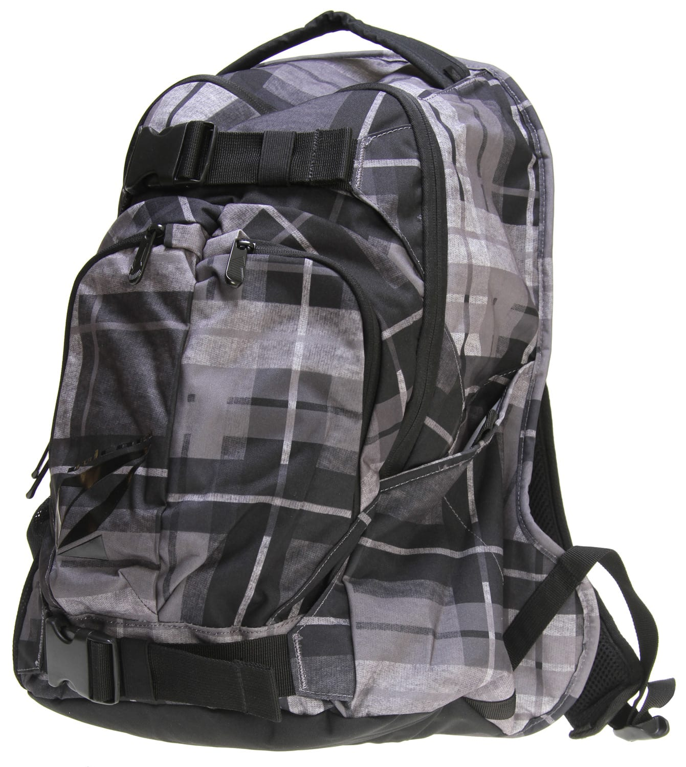 Volcom Equilibrium Backpack New Plaid