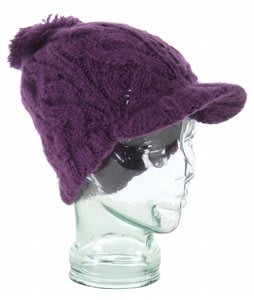 Volcom ESS Beanie Purple Berry