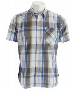 Volcom Ex Factor Plaid Shirt