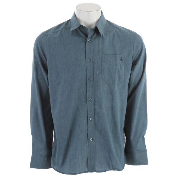 Volcom Ex Factor Solid L/S Shirt