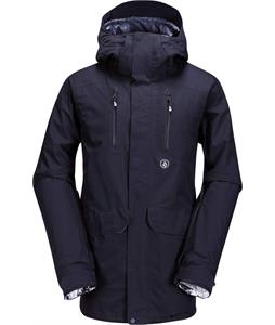 Volcom Ex 4-Way Snowboard Jacket Black