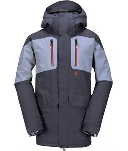 Volcom Ex 4-Way Snowboard Jacket Charcoal