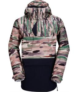 Volcom F-117 Pullover Snowboard Jacket Camouflage