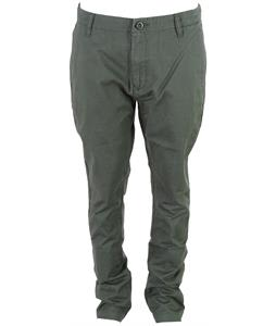 Volcom Faceted Pants Jungle Green