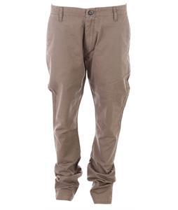 Volcom Faceted Pants Mushroom