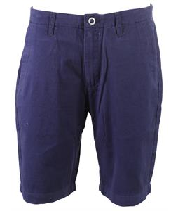 Volcom Faceted Shorts Midnight Blue