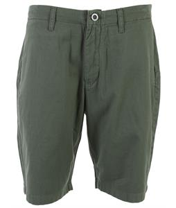 Volcom Faceted Shorts Thyme Green