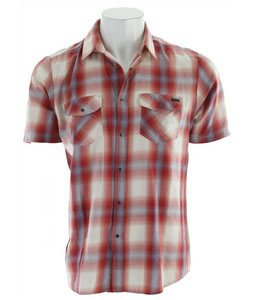 Volcom Fazed Out Shirt Red