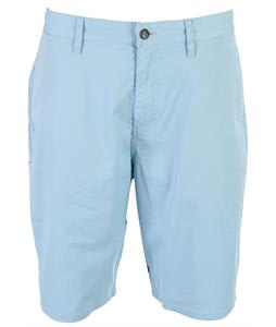 Volcom Frickin Modern Stretch Shorts Light Blue
