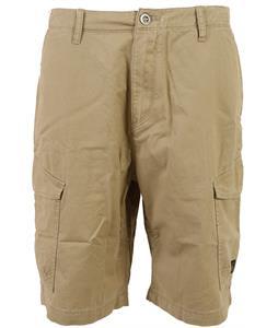 Volcom Fieldstone Cargo Shorts Khaki
