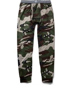 Volcom First Layer Baselayer Pants Camouflage