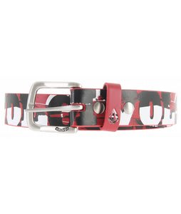Volcom Fonts Pu Belt