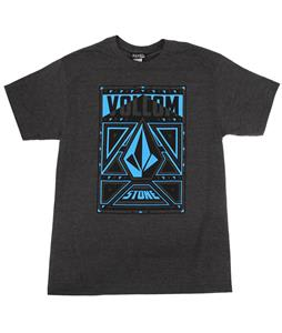 Volcom Force T-Shirt Charcoal Heather