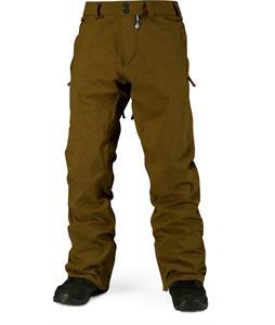 Volcom Freakin Snow Chino Snowboard Pants Teak