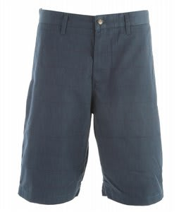 Volcom Fricken Too Chino Shorts Teal Smoke Heather