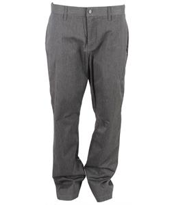 Volcom Frickin Chino Pants Charcoal