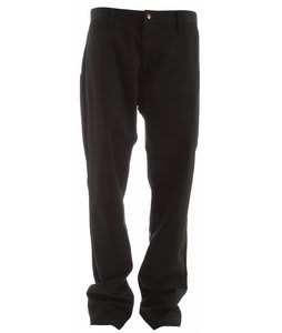 Volcom Frickin Chino Pants Black