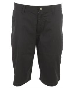 Volcom Frickin Chino Shorts Black