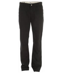 Volcom Frickin Modern Chino Pants Black