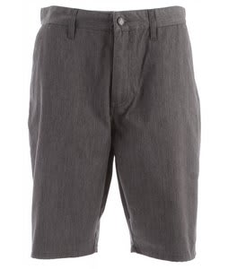 Volcom Frickin Modern Shorts Charcoal Heather