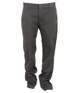Volcom Frickin Modern Strech Chino Pants Charcoal Heather