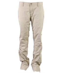 Volcom Frickin Modern Stretch Chino Pants Stone