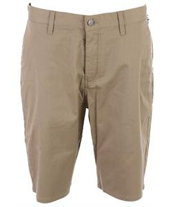 Volcom Fricken Modern Stretch Shorts Khaki