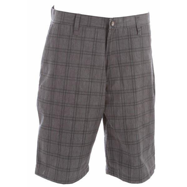 Volcom Frickin Plaid Chino Shorts