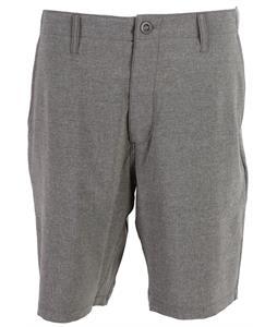 Volcom Frickin Static Shorts Gunmetal