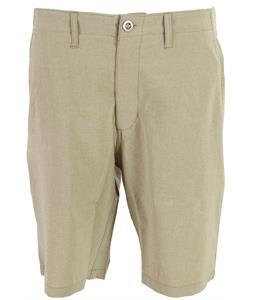 Volcom Frickin Static Shorts Khaki