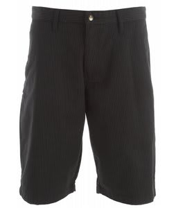 Volcom Frickin Stripe Chino Shorts New Black