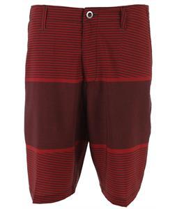 Volcom Frickin V4S Mixed Boardshorts Crimson