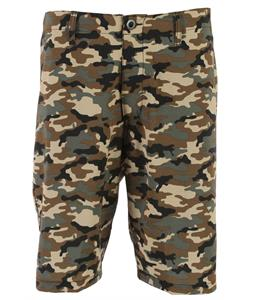 Volcom Frickin V4S Mixed Boardshorts Military