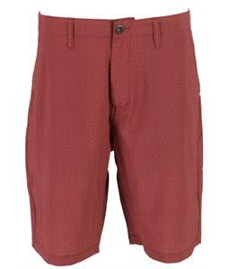 Volcom Frickin V4S Shorts Burnt Sienna Heather