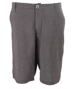 Volcom Frickin V4S Shorts Charcoal Heather