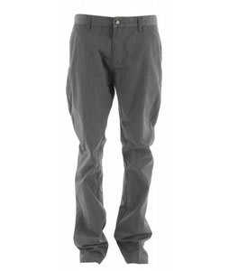 Volcom Frickin Modern Chino Pants Charcoal Heather