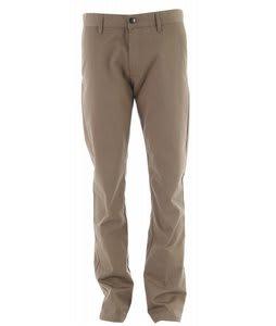 Volcom Frickin Modern Chino Pants Khaki