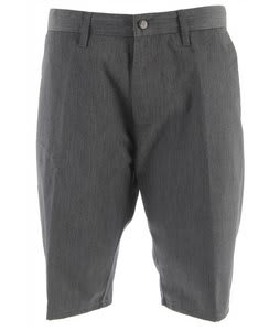 Volcom Frickin Modern Chino Shorts Charcoal Heather