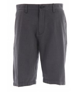 Volcom Fruckin Nuts Too Shorts Black